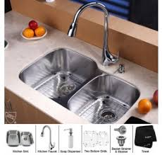 kitchen sinks combo save on kitchen sinks and faucets with