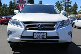 lexus of stevens creek sales pre owned 2015 lexus rx 350 rx 350 sport utility sport utility in