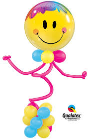 balloon delivery balloon world new october 3rd is world smile day send a smile to someone and bring