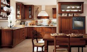 Red Mahogany Kitchen Cabinets Kitchens That Never Go Out Of Style Krista Watterworth Coastal