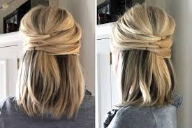 Frisuren Lange Haare Halb Hochgesteckt by 25 Beste Ideeën Halb Hochgesteckte Frisuren Op