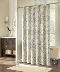 Grey Green Shower Curtain Bathroom By The Sea Shower Curtain And Hooks Bathroom Winning