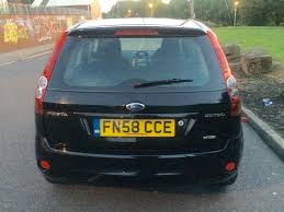 2009 ford fiesta zetec climate 1 4 tdci 5 door 30 tax 70 mpg
