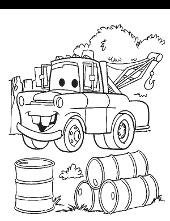 cars coloring pages sheets sally carrera lightning mcqueen tow