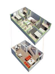 University Floor Plans University Village Floor Plans Students Fredonia Edu