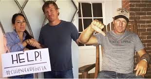 Fixer Upper Facebook Fixer Upper U0027s Joanna Gaines Wins Instagram Bet With Husband