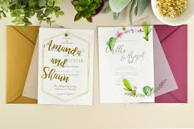 4 ways to diy elegant vellum wedding invitations cards u0026 pockets