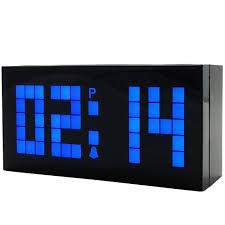 ivation clock led clock wall gallery home wall decoration ideas