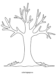 Fall Tree Coloring Sheet Coloring Beach Screensavers Com Tree Coloring Pages