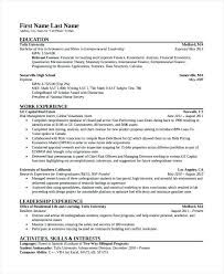 Resume Format For Experienced Assistant Professor Sample Professor Resume Sample Professor Resume Format