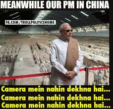 Meme China - modi in china memes funny indian politics pics funny indian