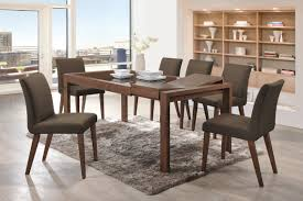 brandon extendable glasstop dining table 4 6 brandon chairs