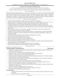 Purchasing Resume Procurement Manager Resume Sle 28 Images Chief Procurement