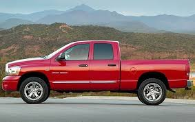 used dodge ram 1500 4x4 crew cab used 2007 dodge ram 1500 cab pricing for sale edmunds