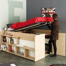 space saving double bed parisot space up double bunk bed bunk beds cuckooland