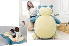 Pokemon Snorlax Bean Bag Chair Ezbuy Taobao 11 11 Massive Discounts On Mummy And Baby Products