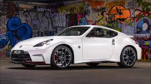 nissan 370z all wheel drive 2018 nissan 370z nismo video review youtube