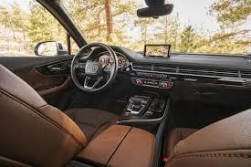 Audi Q7 Inside Brown 2017 Audi Q7 Interior U2013 Auto Otaku