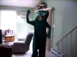 Gumby Pokey Halloween Costumes Gumby Costume