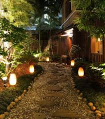 Outdoor Landscape Lights Outdoor Landscape Lighting Your Path Using To Define Spaces