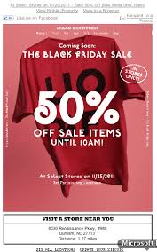 before black friday inbox observations takeaways for 2012
