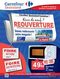 Carrefour Cafetiere Senseo by Carrefour Destreland Reouverture Du 25 Octobre Au 06 Novembre
