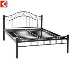 high security double bed frame with storage double ended car