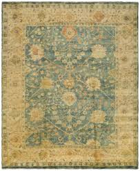Green And Brown Area Rugs Rug Osh117a Oushak Area Rugs By Safavieh