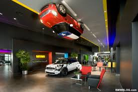 lexus dealership london dedicated mini dealership features dramatic design and fun