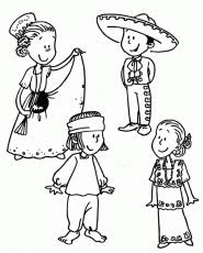 mexican coloring pages donald is mexican coloring page kids coloring page coloring home
