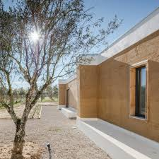 rammed earth architecture and design dezeen