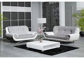 canape gris design résultat supérieur 50 nouveau canape blanc 3 places design image
