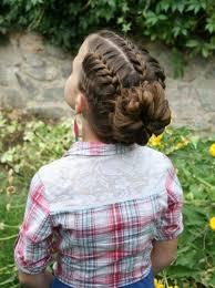 Frisuren F Mittellange Haare Kinder by Die Besten 25 Französisch Geflochtene Frisuren Ideen Auf