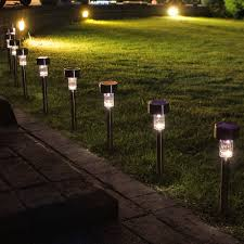 Outdoor Walkway Lighting Ideas by Fresh Ideas Outdoor Pathway Lights Spelndid Outdoor Path Lighting