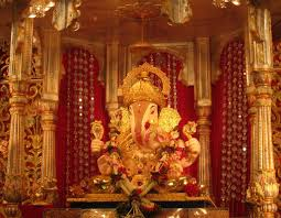100 decoration themes for ganesh festival at home low cost