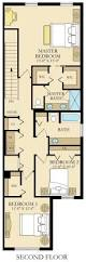 townhouse floor plan ava new home plan in gran paradiso townhomes by lennar