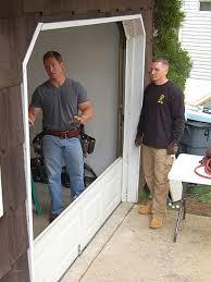 How To Adjust A Craftsman Garage Door Opener by How To Install A Garage Door How Tos Diy