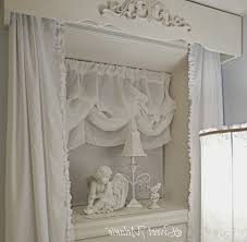 balloon curtains for living room shabby chic curtains window