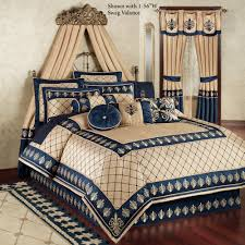 White And Gold Bedding Sets Bedroom Bedspread Sets With Beige Rug And White Curtains Also