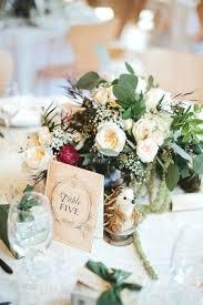Wedding Table Themes Garden Themed Table Decorations Wedding Centerpiece A Garden Theme