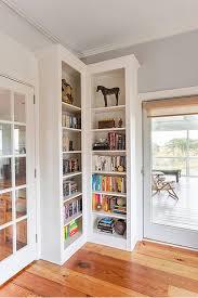 tall corner bookshelf corner bookshelf a tricky way for your