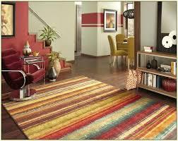 12 X 12 Area Rug 12 X 12 Area Rugs Carpet Multi Colored Striped Area Rug Home