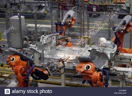 bmw factory robots cowley bmw stock photos u0026 cowley bmw stock images alamy