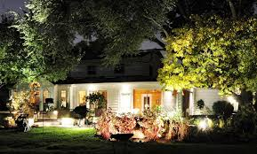 Outdoor Backyard Lighting Ideas How To Install Outdoor Landscape Lighting