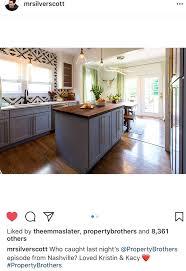 de 25 bedste idéer inden for property brothers kitchen på