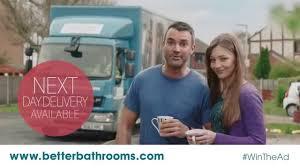 better bathrooms april 2014 showers sale tv commercial advert