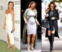 maternity style chrissy teigen s best maternity styles