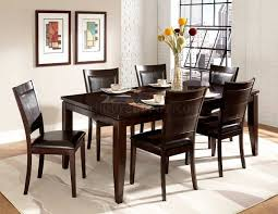 cappuccino dining room furniture collection vincent 3299 78 dining table by homelegance w options