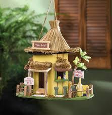 tiki hut birdhouse wholesale at eastwind wholesale gift distributors