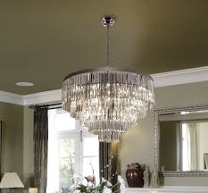 Restoration Hardware Delivery Phone Number by Odeon Empress Crystal Tm Glass Fringe 5 Tier Chandelier